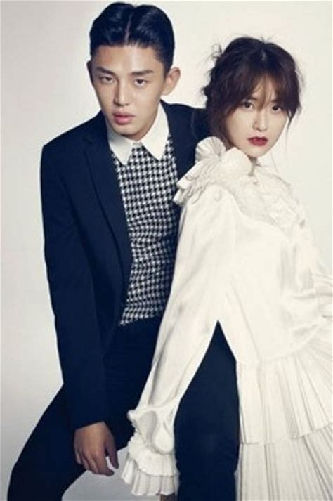 yoo ah in my drama list 4 male actors who fell in love with jung yoo mi s charm