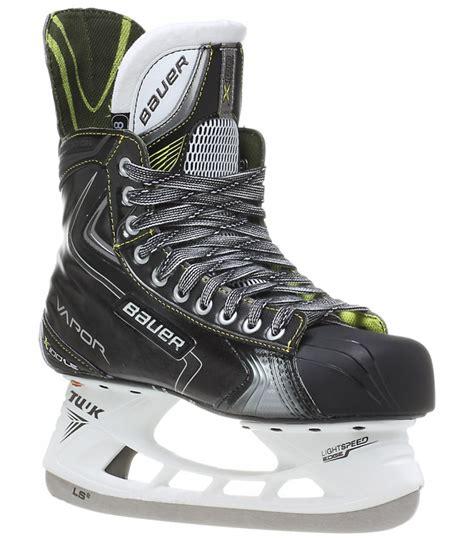 Bauer Vapor Skate Limited Edition Black Usa bauer vapor x 100 limited edition sr hockey skates