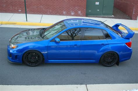 2011 subaru wrx engine 2011 subaru wrx sti in beautiful condition w carbon fiber