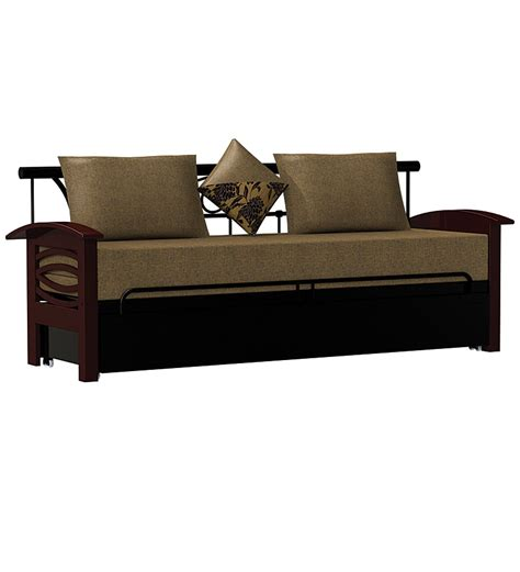 Pepperfry Sofa Bed by Fk Trendy Sofa Bed By Furniturekraft Fabric