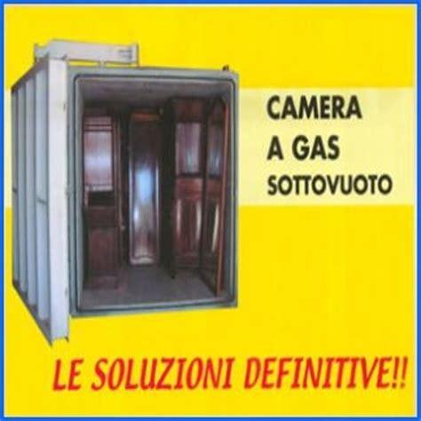a gas per tarli a gas sottovuoto a roma con garanzia di 60 mesi