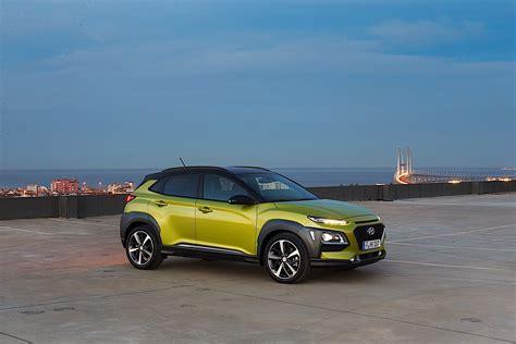 hyundai kona specs 2017 autoevolution