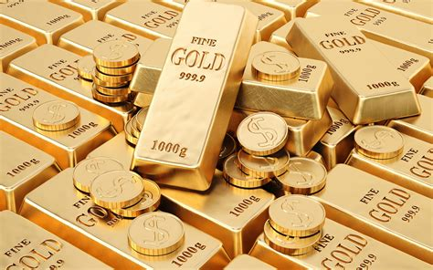 wallpaper money gold gold bars coins wallpapers gold bars coins stock photos