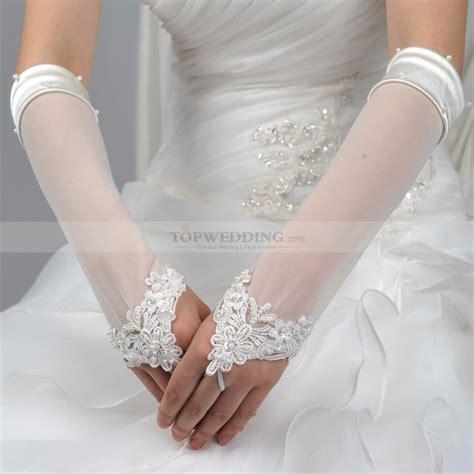ivory wedding gloves 2013 trendy mods com