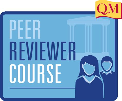 quality matters certification higher ed peer reviewer course prc quality matters