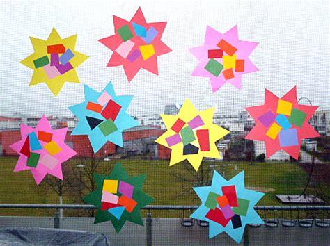 Fensterbilder Basteln Weihnachten Kleinkinder by Weihnachten Basteln Meine Enkel Und Ich