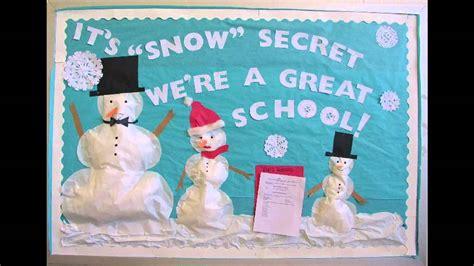 christmas board decoration bulletin board decorations ideas