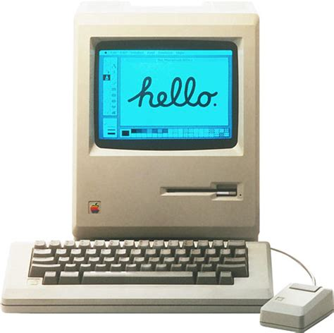 Mac Original the one that started it all the original 1984 macintosh