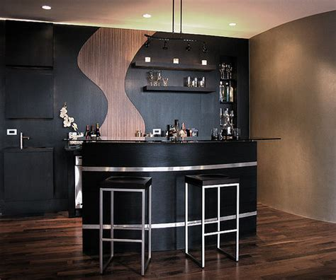 modern home bar designs black home bar furniture decor ideasdecor ideas