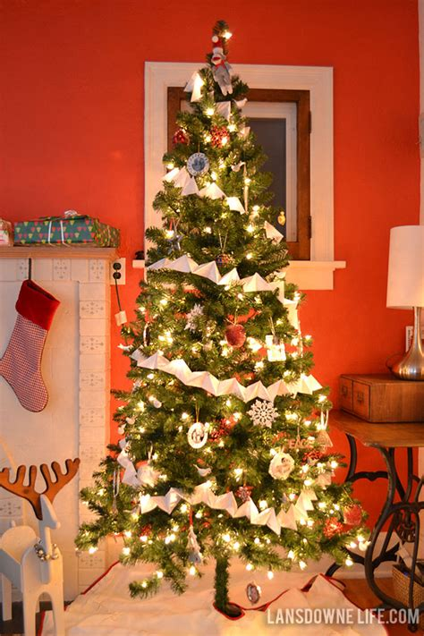 where to put a christmas tree with a fireplace tree garlands happy holidays