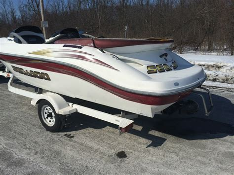 2002 bombardier sea doo jet boat sea doo challenger 1800 bombardier 2002 for sale for