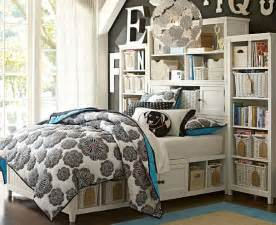 Design idea blue inspired girls room bohemian teenage girls rooms