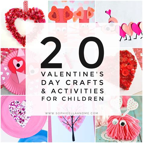 s day activities for toddlers 20 s day crafts activities for children