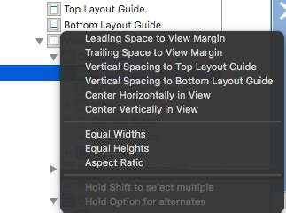 set top layout guide programmatically ios autolayout add constraint to superview and not top