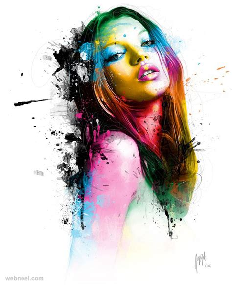 paint colorful 30 mind blowing and colorful paintings by famous french