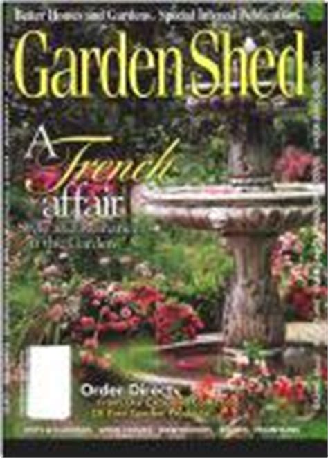 deliza more garden shed magazine
