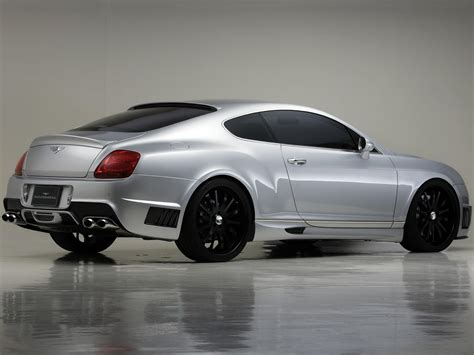 modified bentley wallpaper wald international bentley continental gt sports line cars