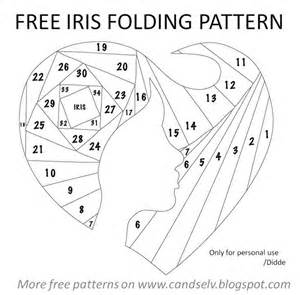 iris folding free templates 715 best images about iris folding on iris