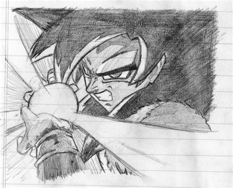 imagenes de goku hechas a lapiz mis dibujos de dragon ball hechos a lapiz dragon ball gr
