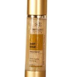 Toner Acne Bio Kusuma Bio K 24kt gold cleansing gel 4 oz bio lab