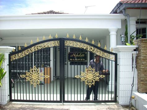 designs for homes amazing modern home gates design ideas gate and