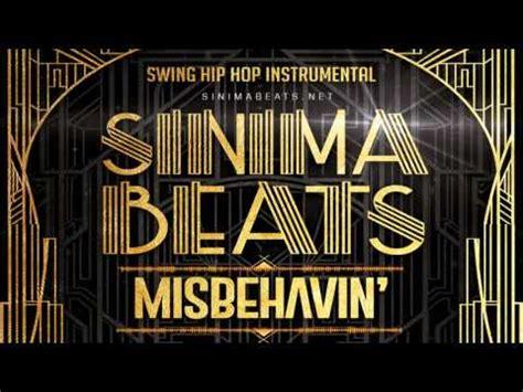 Misbehavin Instrumental Swing Hip Hop Big Band Rap Beat