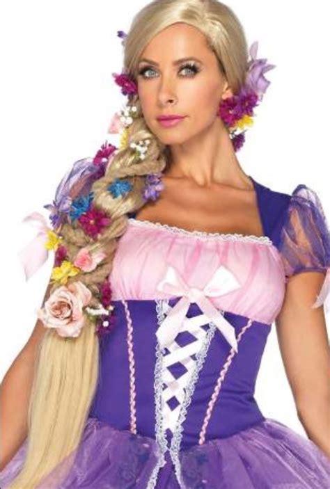 la peluca de rapunzel peluca rapunzel enredados adulto sin flores m 225 s de un metro 1 780 00 en mercado libre