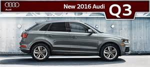 Jacksonville Fl Audi 2016 Audi Q3 In Jacksonville Fl Serving Orange Park St