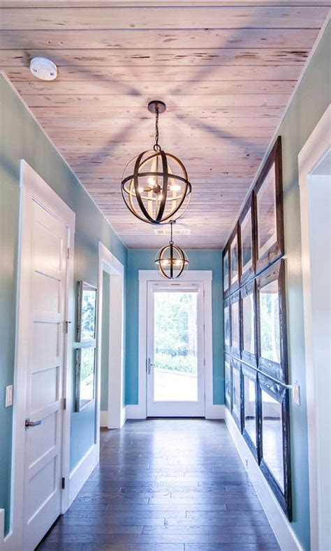 Hallway Pendant Light Troy Lighting F2514wi Flatiron Weathered Iron Pendant Plank Ceiling Beaches And Floors