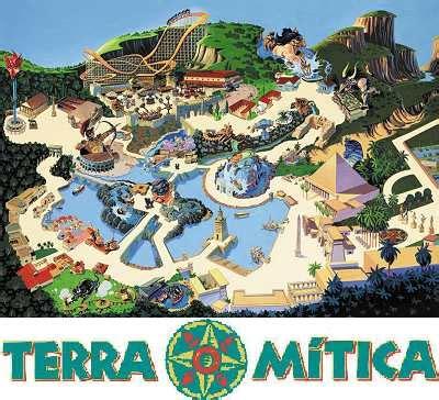 theme park benidorm terra m 237 tica