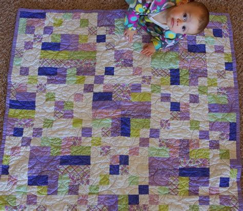 Quilting Daze by Lo Me Summer Daze Baby Quilt
