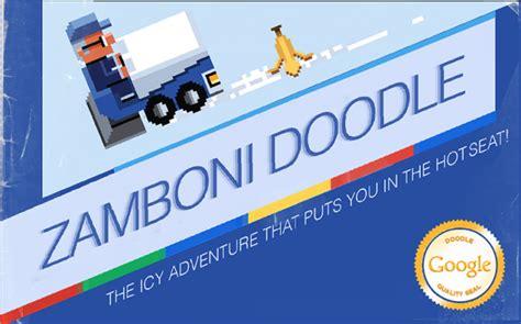 play doodle zamboni the zamboni logo for frank s 112th birthday