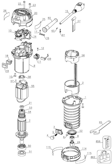buy dewalt dwp   hp premium compact replacement