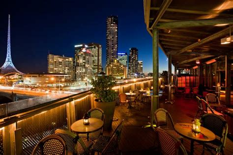 Top Melbourne Bars by Best Rooftop Bars In Melbourne Bbm Live Travel