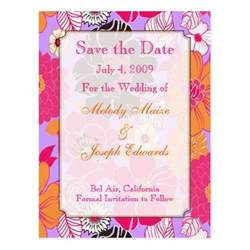 summer party invitations save the date etc postcard
