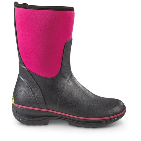 western chief s neoprene rubber boots 648123