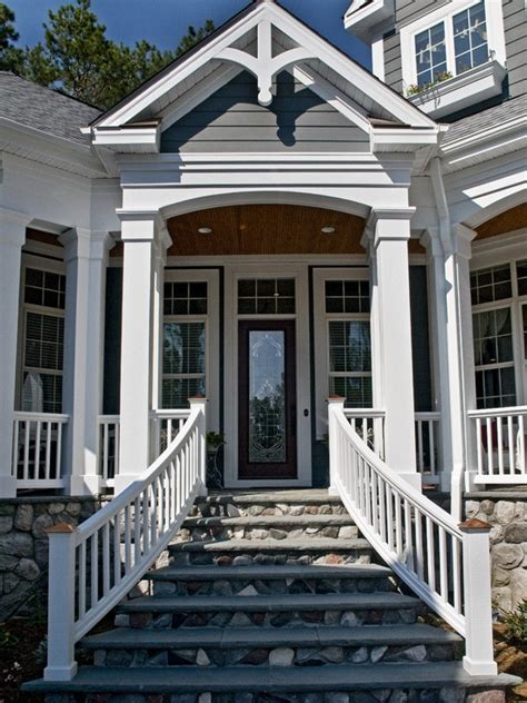 Entrance Stairs Design 17 Best Ideas About Entry Stairs On Entryway Stairs Stair Banister And Farmhouse Stairs
