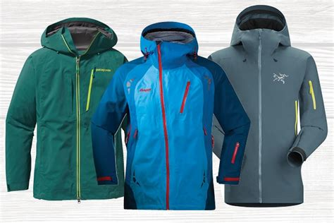 best arcteryx jacket for skiing top 10 best ski jackets 2015 2016