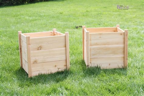 Build Your Own Planter Box For Deck Woodworking Projects Build Your Own Planter Box