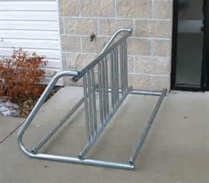 bicycle racks and bike racks