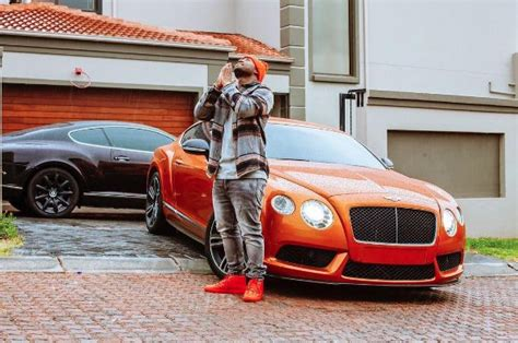 top 10 sa who drive the most expensive cars youth