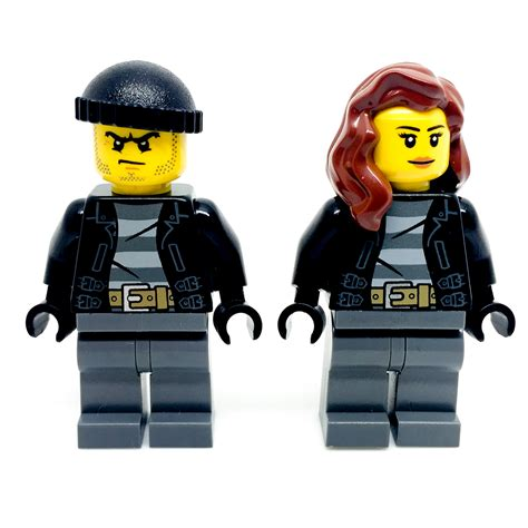 Countries You Can T Visit With A Criminal Record Lego Criminal Robbers Minifigure Minifigures Boy And Ebay