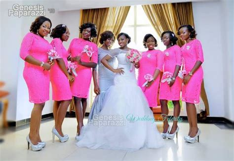 bridal train styles in nigeria bridesmaids dresses 25 fab styles 171 occassions and events