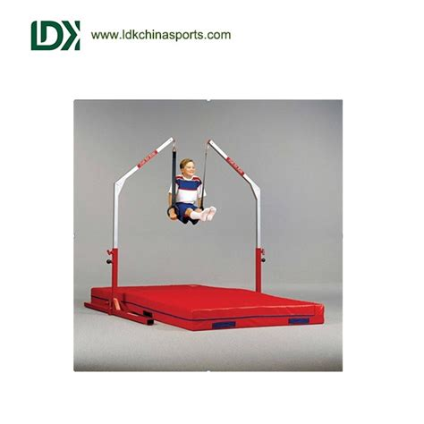 free standing ring frame set gymnastic equipment