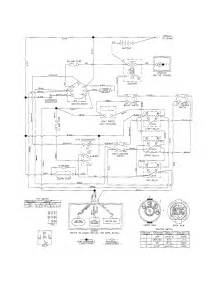 wiring schematic diagram parts list for model 917277840 husqvarna parts mower tractor