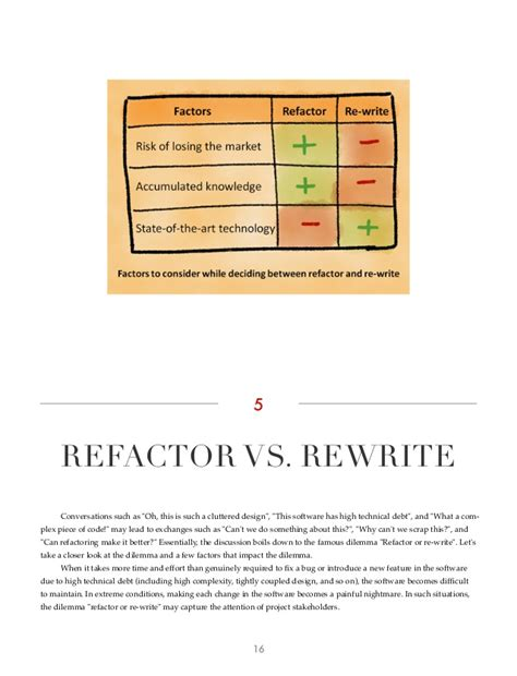 framework design guidelines krzysztof cwalina refactoring in practice free ebook