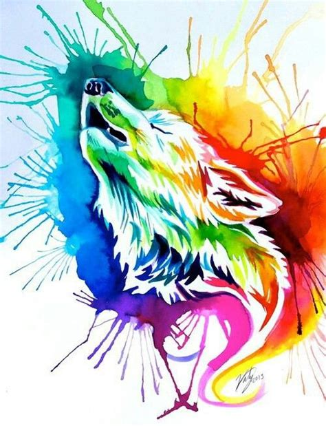 what color are wolves best ideas about watercolor shading watercolor and