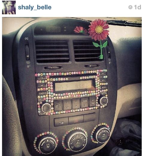 How To Decorate Car Interior by 55 Best Images About Car Accessory Diy Craft Projects On