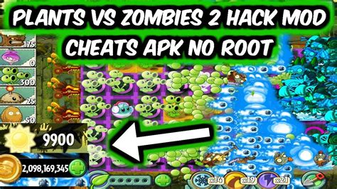 plants vs zombies mod apk new plants vs zombies 2 hack mod apk android no root