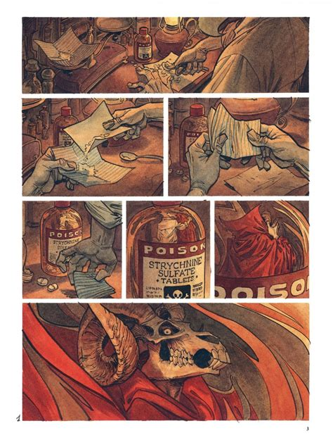 layout artist in french blacksad gallery